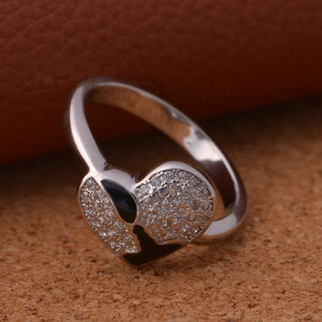 Stylish New Arrival Gift Shiny 925 Jewelry Ring [7316486407]