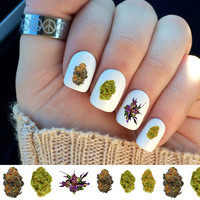 """Nug Life"" Nail Decal Set"