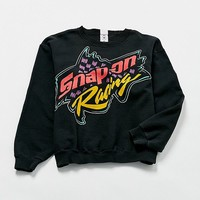 Vintage Snap-On Racing Crew Neck Sweatshirt | Urban Outfitters