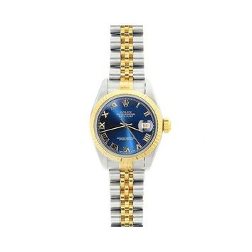 VONE7JZ Rolex Datejust swiss-automatic womens Watch 69173 (Certified Pre-owned)