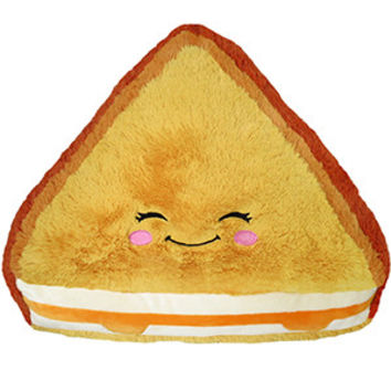 Squishable Comfort Food Grilled Cheese 14""