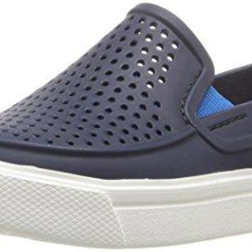 crocs Kids' CitiLane Roka Slip-On