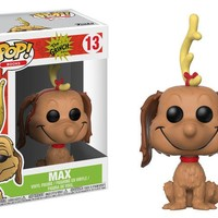 Max Funko Pop! Books The Grinch