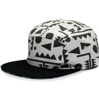 City Hunter Cn320 Diagram 5 Panel Biker Hat ( 9 Colors )