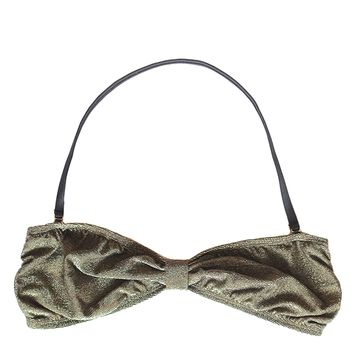 Butterfly Bandeau - Metallic Stripe
