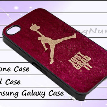 michael jordan iphone 4/4S, iPhone 5/5S/5C, Samsung Galaxy S3/S4, iPod Touch 4/5, htc Case