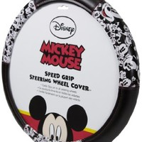 Plasticolor 006735R01 Mickey Mouse Expressions Steering Wheel Cover