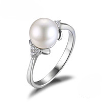 Loyal Integrity, Freshwater Pearls Ring