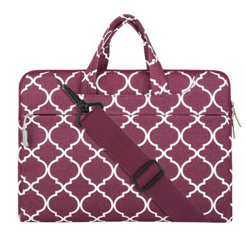 Trendy Stylish Laptop Bag  up 10 17 Inches Laptop Shoulder Bag for Macbook Pro Air 11 12 14 13 15 Asus Acer Notebook