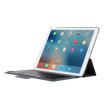 For iPad Pro 9.7 Case -Ultra-thin Smart Stand Folio Cover Wireless Bluetooth Keyboard for Apple iPad Pro 9.7-inch Tablets
