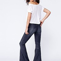 Free People Womens Willow Seam Flare