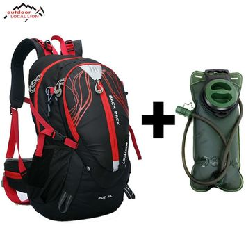 System Cycling Bag Waterproof  Bike Shoulder Backpack Sport Outdoor Hydration Cycling Water Bag