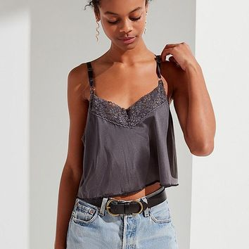 Urban Renewal Recycled Slip Cami | Urban Outfitters