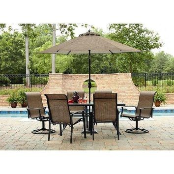 7 Piece Dining Set Perfect for Any Outdoor Dining Set