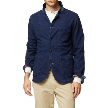 The Indigo Nelson Blazer - Shop