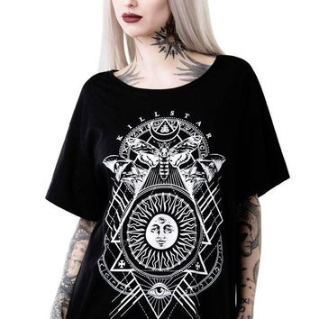 Black Sun | RELAXED TOP