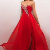 Blush Prom Dresses and Evening Gowns Blush Style 9549
