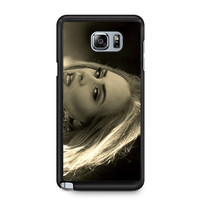 Adele Hello Samsung Galaxy Note 5 Case