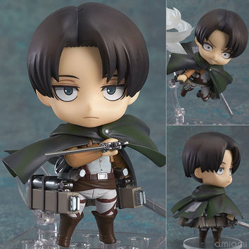Nendoroid Q Version Attack on Titan Legion Levi Rivaille or Eren Jaeger