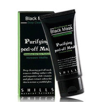 2pcs SHILLS Purifying Peel-Off Blackhead Mask Deep Cleaning Acne Effective Comedo Remover Mask 50ml Per Piece