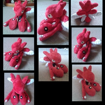Pokemon Scizor Plush