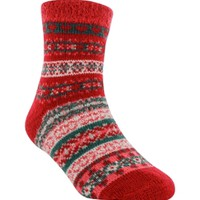 Yaktrax Youth Cozy Cabin Nortic Crew Sock | DICK'S Sporting Goods