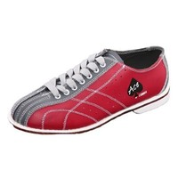 Bowlerstore Ladies Cobra Bowling Shoes (7 M US, Red/Gray)