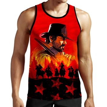 Red Dead Redemption Tank Top