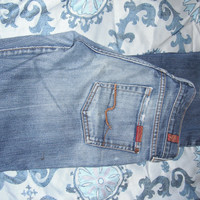 7 For All Mankind Sz 24 Boot Cut Jeans