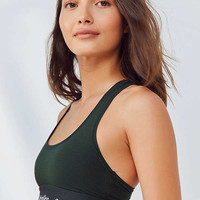 Calvin Klein Modern Cotton Racerback Bralette | Urban Outfitters