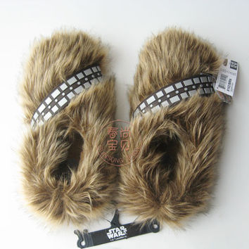 Star Wars Chewbacca Adult Slippers