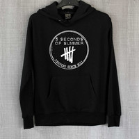 5SOS Shirt 5 Seconds of Summer Hoodie Sweatshirt Sweater Unisex - Size S M L XL