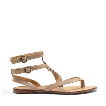 Joes Jeans Victor Caged Flat Sandal