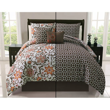 Victoria Classic Calista 3 Piece Comforter Set by Luxury Home