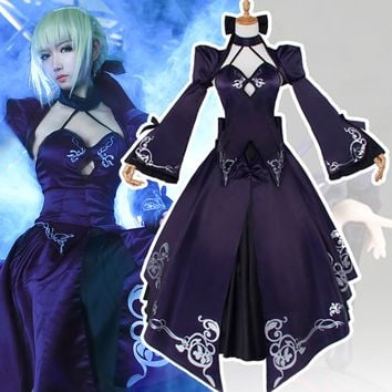 Xcoser Saber Alter Fate Stay Night Full Set Cosplay Costume