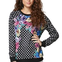 MinkPink Bachelor Of Arts Top - Womens Sweater - Multi