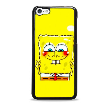 spongebob and patrick best friend 1 cartoon couple Iphone 5c Case