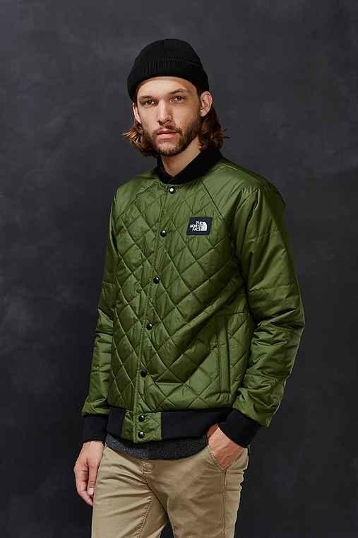 94b622485c69 The North Face Jester Bomber Jacket from Urban Outfitters