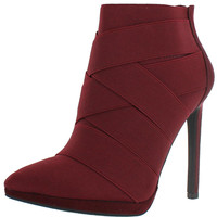 Jessica Simpson Breena Women's Dress Ankle Booties Boots