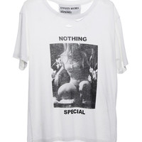 NOTHING SPECIAL T-SHIRT