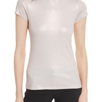 Ted Baker London Shimmer Fitted Tee | Nordstrom