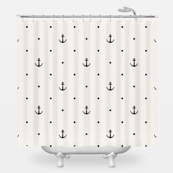 James Norrington Shower Curtain