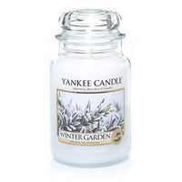 Winter Garden : Large Jar Candles : Yankee Candle