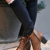 Mayday Ankle Booties