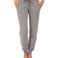 P.J. Salvage Heathered Cut Out Jogger