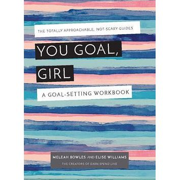 YOU GOAL GIRL BOOK