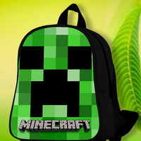 New Minecraft SchoolBags.