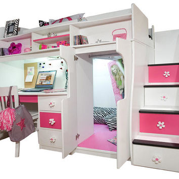 Best Twin Loft Bed Products On Wanelo