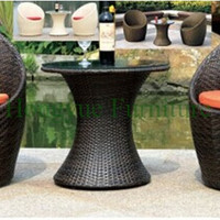 Outdoor bistro sofa set furniture,garden sofa furniture