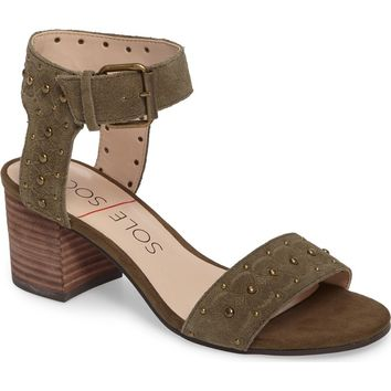 Sole Society Beverly Sandal (Women) | Nordstrom